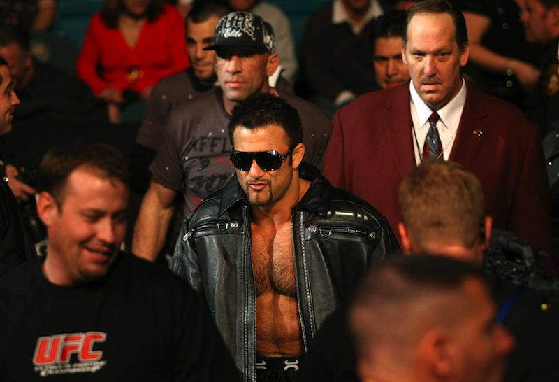 Bollettino dei caduti UFC: Phil Baroni  1