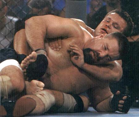 Oleg Taktarov torna all'UFC ? 1
