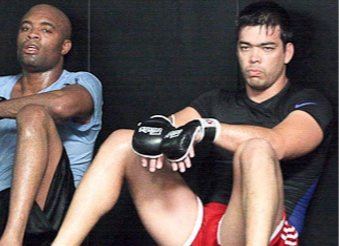 Anderson Silva vs Lyoto Machina.. quasi... 1