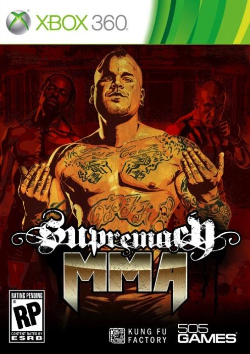 Supremacy MMA: altro gioco sugoso in arrivo ! 1