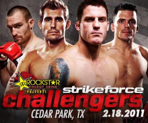 Strikeforce Challengers 14 risultati 1