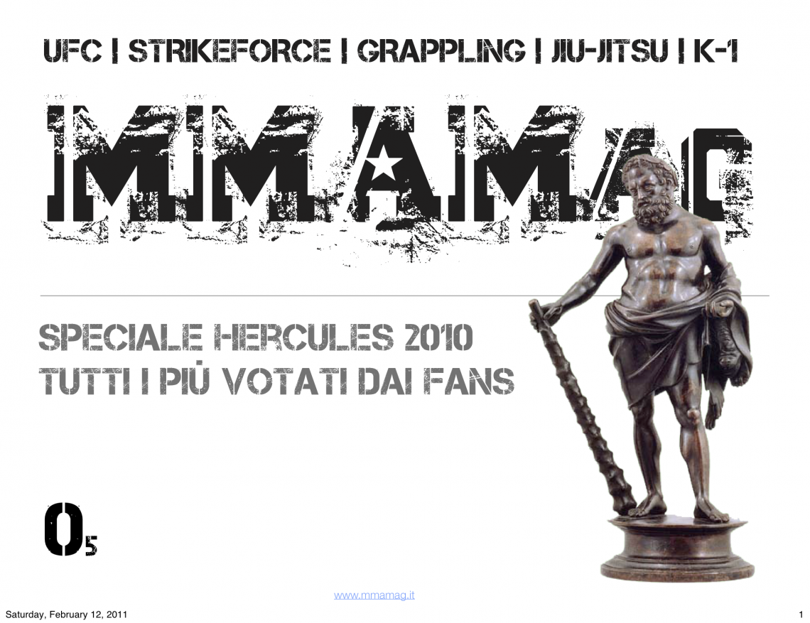 MMA Mag 05 - Speciale Hercules 1