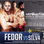 Strikeforce GP: Fedor Emelianenko Vs BigFoot Silva - Risultati LIVE 2