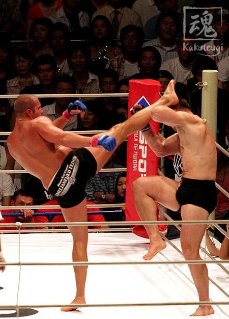 Fedor Emelianenko & la Kick boxing ... 1