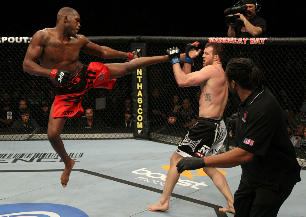 UFC 126: press conference <br /> + foto EPICA II 1