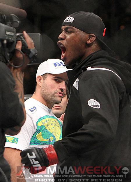 UFC 126 Foto EPICA 1: Jon Jones 1