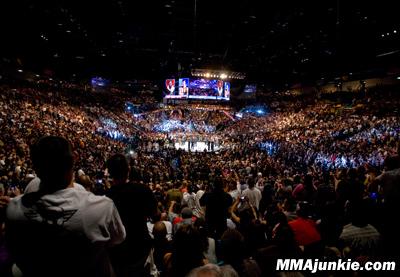 UFC goes JAPAN ! 1
