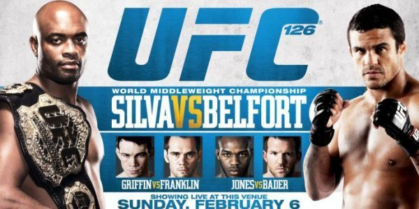 Perchè acquistare il PPV dell'UFC 126 1