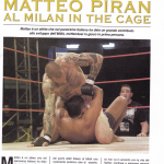 Matteo Piran su Budo International 3