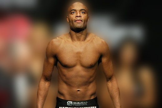Like Water - Documentario su Anderson Silva 1