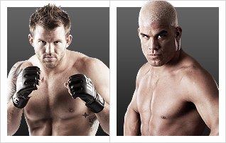Tito Ortiz vs Ryan Bader all UFC 132 1