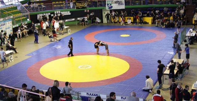 4 campionati grappling FIGMMA