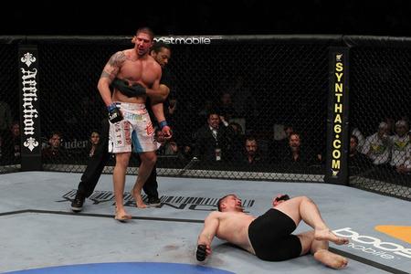 L'UFC taglia Crocop 1