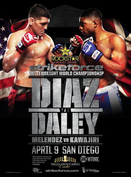 Strikeforce San Diego: Nick Diaz vs. Paul Daley - 9 Aprile 2011 3