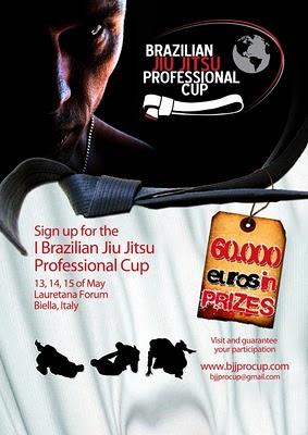 Brazilian Jiu-Jitsu Pro Cup 2011: Official HL Video 1