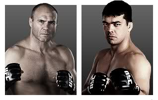 il piano di Randy Couture vs Machida 1