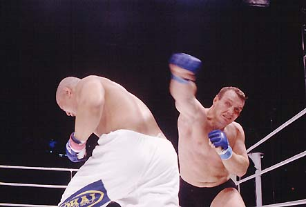 5 Dita di Violenza: Enson Inoue vs. Igor Vovchanchyn 1