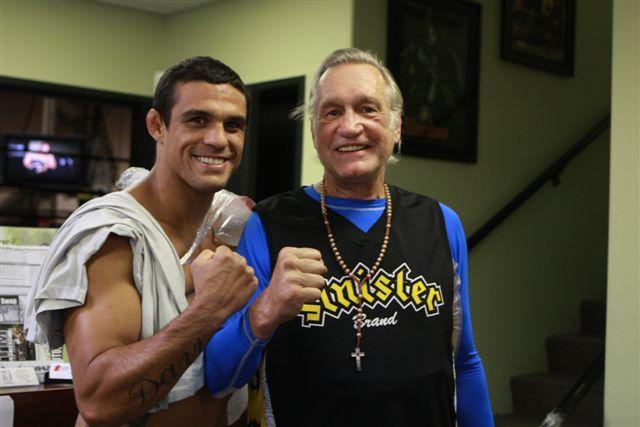 Belfort si prende l'epatite A e conferma lo scontro con Akiyama a UFC Rio 1