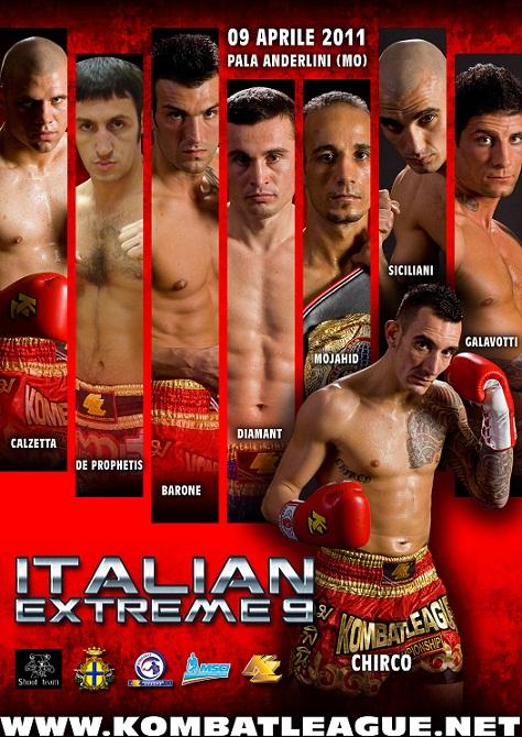 Italian extreme 9 report 1