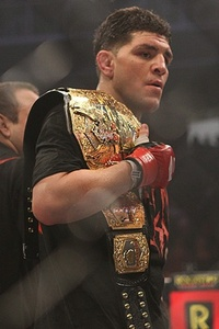Nick Diaz non ama più la sua cintura... 1