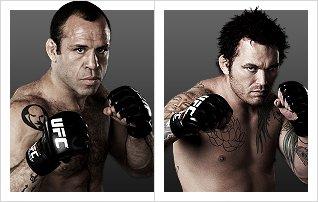 UFC 132 : Wanderlei Silva Vs Chris Leben 1