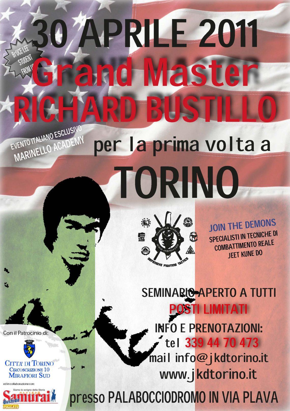 Richard Bustillo in Stage 1
