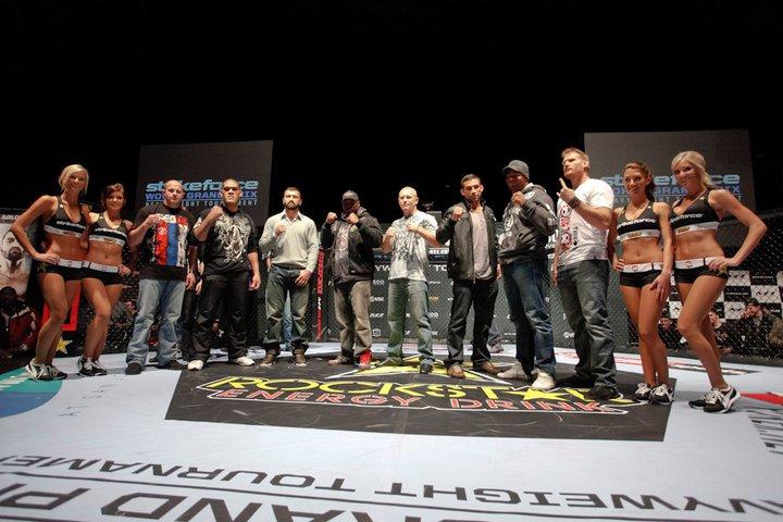 Lo Strikeforce Heavyweight GranPrix diventa UFC Grand Prix ! 1