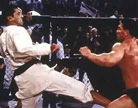 Shamrock vuole combattere all'UFC Rio (+ Tank Abbot) 1
