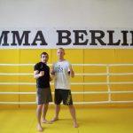 El Vagabundo va a trovare: MMA Berlin 12