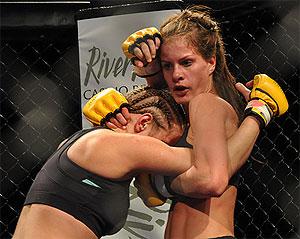 MMA femminile all'UFC? 1