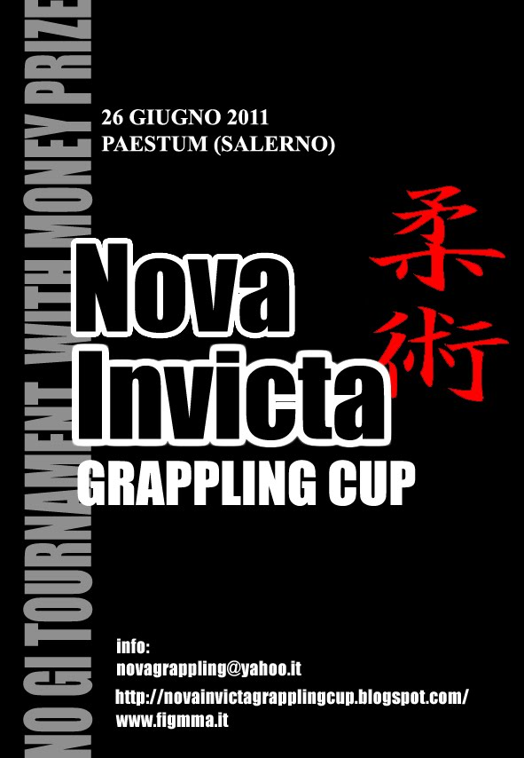2 Nova Invicta Grappling Cup Open (No-gi) 1