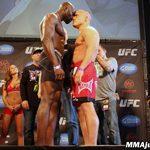 UFC on Versus 4: foto della pesa 12
