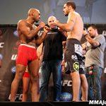 UFC on Versus 4: foto della pesa 10