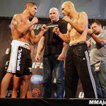 UFC on Versus 4: foto della pesa 7