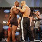 UFC on Versus 4: foto della pesa 5