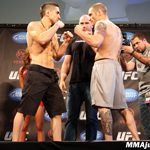 UFC on Versus 4: foto della pesa 3