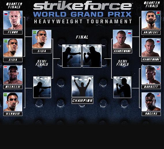Strikeforce: Overeem vs Werdum - la pesa & pronostici 1