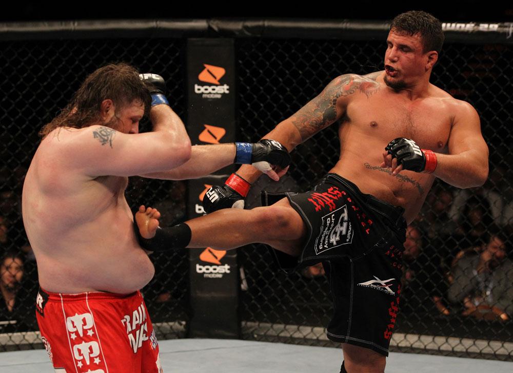 Orat & Laborat @ UFC 130 1