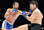 Dream GP finale: Mousasi vs Izumi in una foto 8