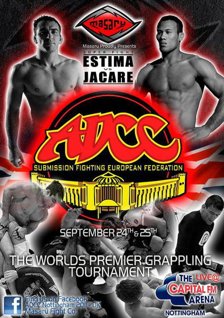 ADCC 2011 Submission Fighting World Championships 24-25 Settembre 2011 1