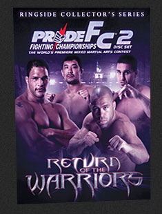 Pride FC 10: Return of the Warriors 1