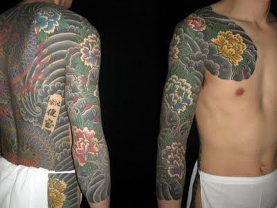 I Tatuaggi Giapponesi di KID Yamamoto 1