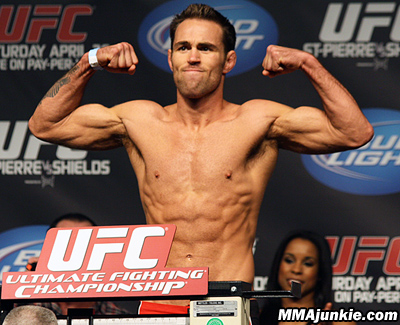 Jake Shields vs. Jake Ellenberger all'UFC Fight Night 25 1