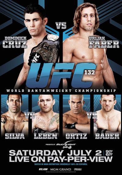 UFC 132: Cruz vs. Faber II - risultati live 1