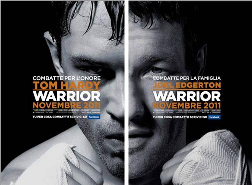 Hai una palestra? Grappling-Italia.com ti regala un biglietto per il film Warrior ! 1