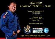 """Roberto """"Cyborg"""" Abreu Seminar a Torino 1"""