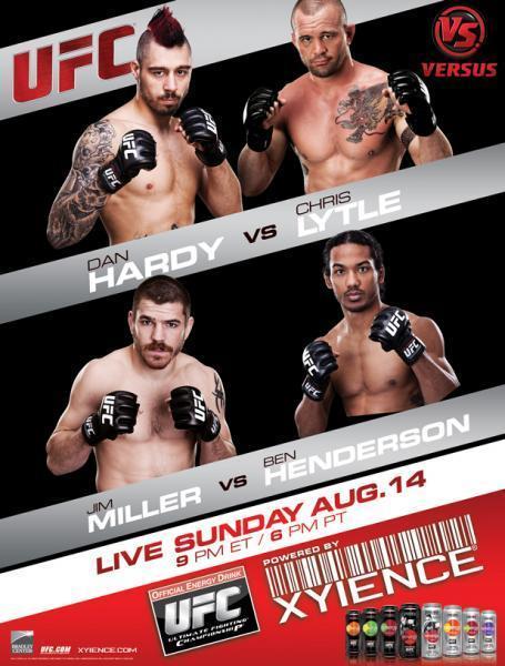 UFC on Versus 5: risultati live (gratis su Sky & FB) 1