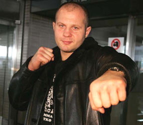 Jeff Monson il prossimo avversario di Fedor Emelianenko. 1