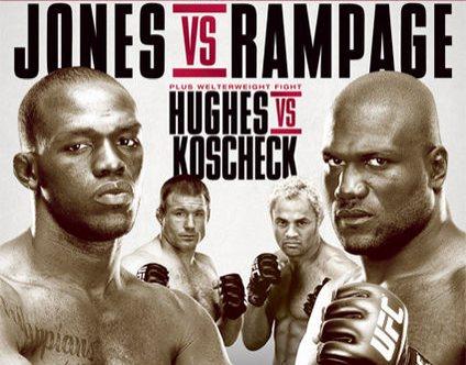 UFC 135: Jones vs. Rampage risultati LIVE 1