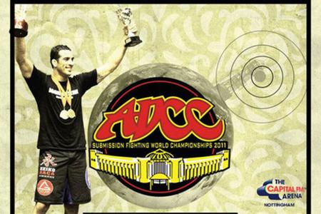 ADCC 2011 Rousimar Palhares vs David Avellan 1